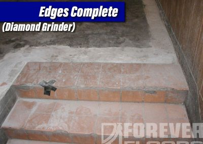 Edges Complete (diamond grinding)