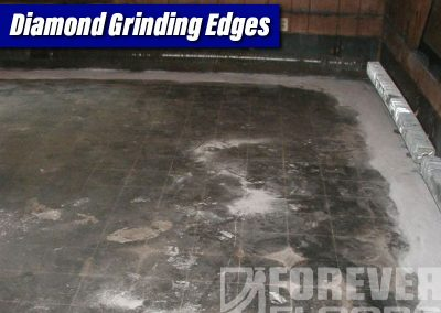 Diamond Grinding Edges