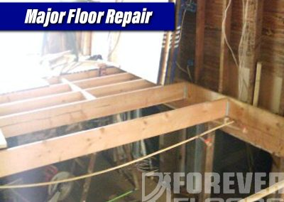 Major Floor Repair Superstructure Replacement